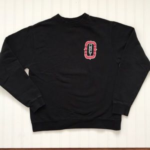 OBEY men's crew neck sweater